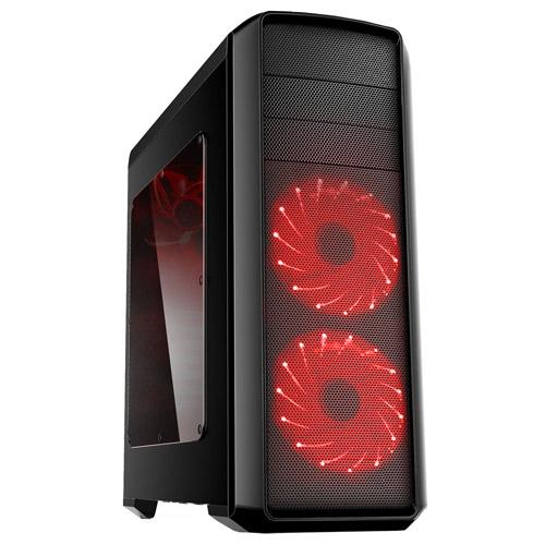 Game Max Volcano Midi Red – USB 3.0