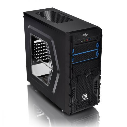 Thermaltake Versa H23 Midi Tower –  USB 3.0