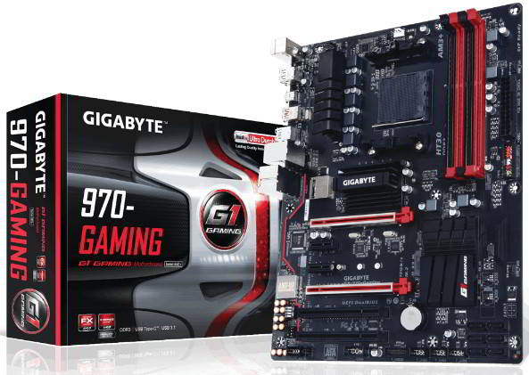 Gaming GA-990x with USB 3.1