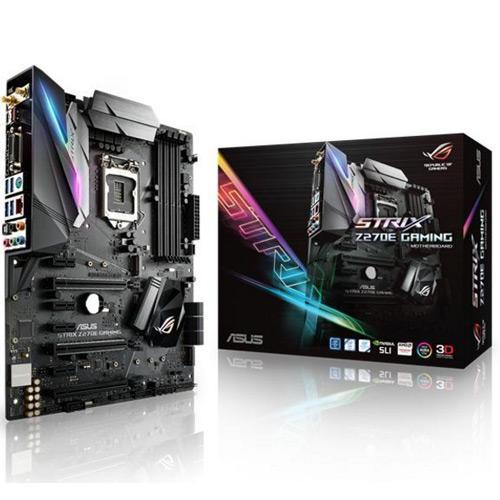 ASUS ROG STRIX Z270-E GAMING Intel KabyLake
