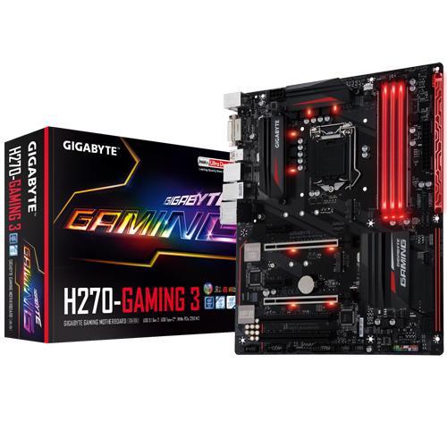 GIGABYTE H270-Gaming 3