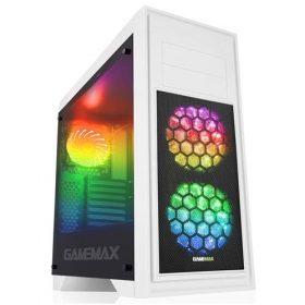 GameMax Titan White RGB  Gaming Case