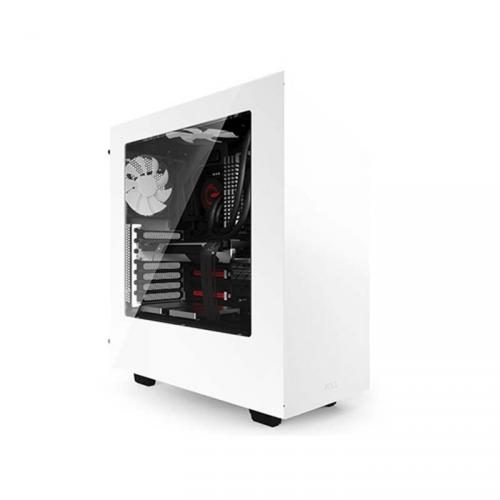 NZXT Source 340 White Mid Tower