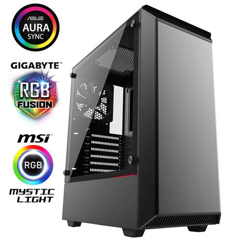 Phanteks Eclipse P300 Glass Midi