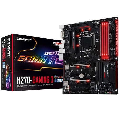 Gigabyte H270-Gaming 3 Intel Kaby