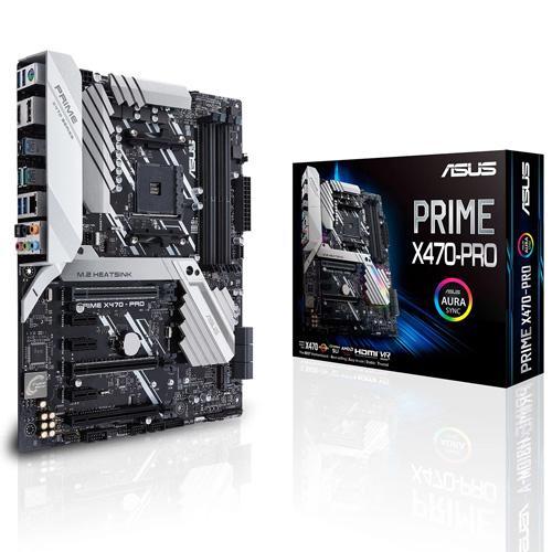 ASUS PRIME X470-PRO €+110