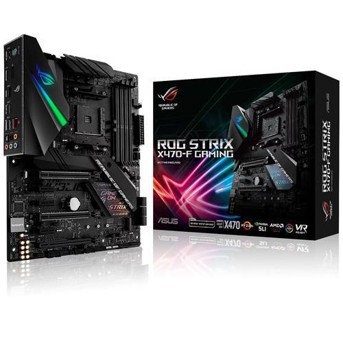 ASUS ROG STRIX X470-F GAMING €+145