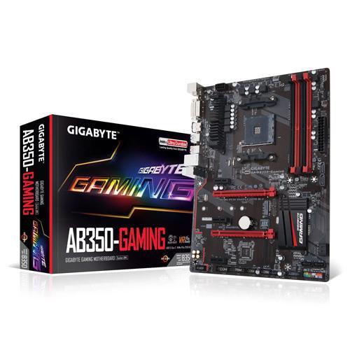 GIGABYTE AB350 GAMING – AMD Ryzen