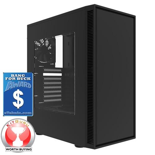 Game Max Obsidian Window Mid Tower Case