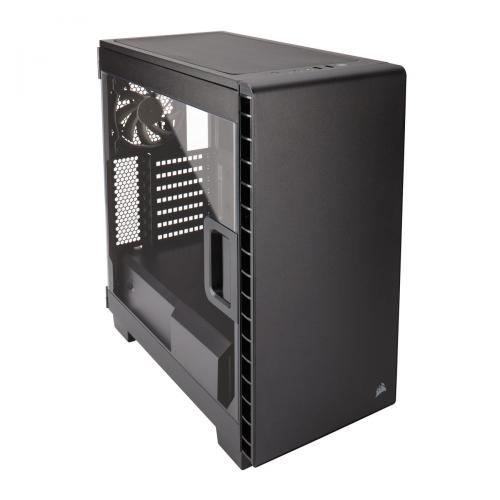 Corsair Carbide 400C Windowed Midi Case – Black