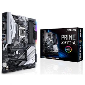 ASUS PRIME Z370-A – Coffee Lake