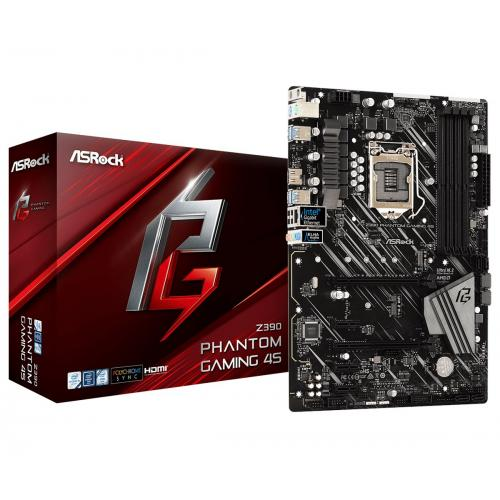 ASRock Z390 Phantom Gaming 4 €+45