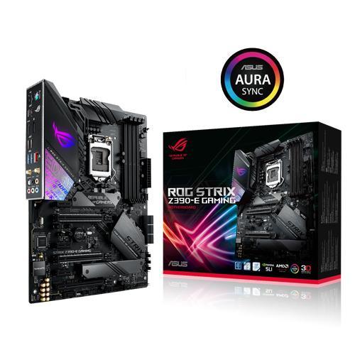 ASUS ROG STRIX Z390-E WIFI €+190