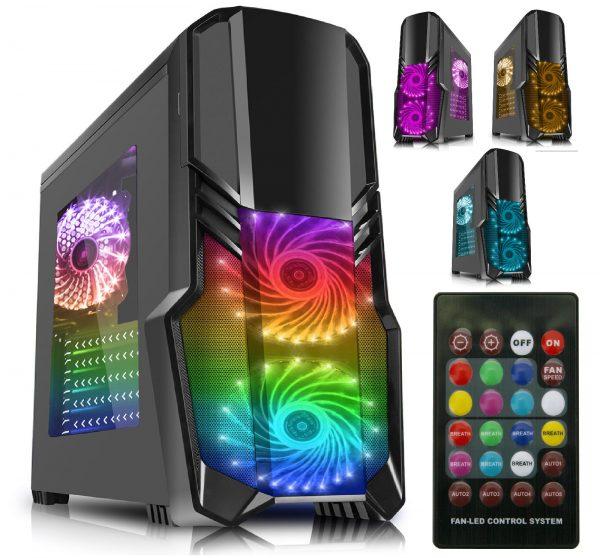 CIT G-Force Black RGB