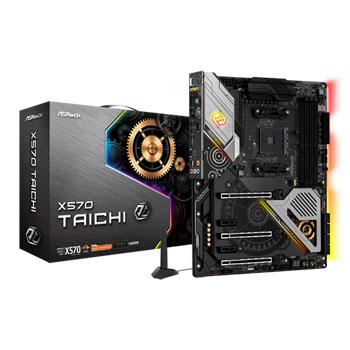 ASRock AMD Ryzen X570 Taichi